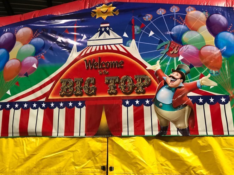 Welcome To The Big Top