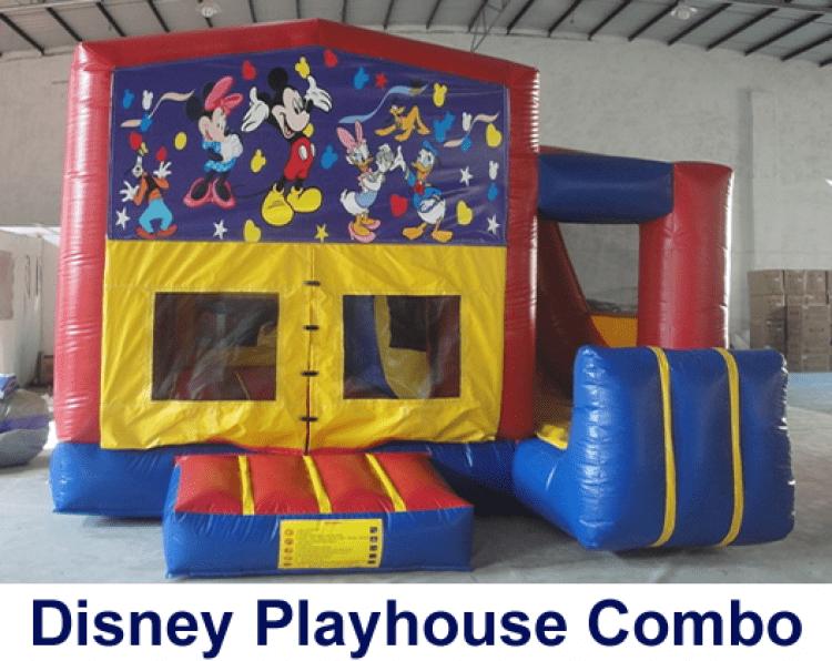 Disney Playhouse Combo