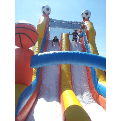 Cavalier Challenge Giant Slide