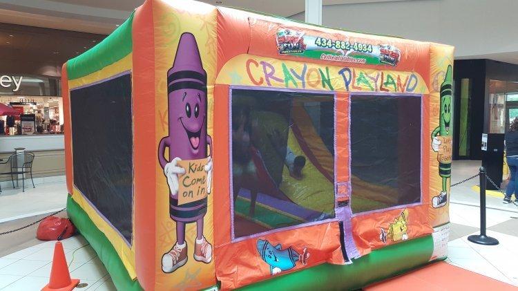 Indoor Crayon Playland, #sn 15990?
