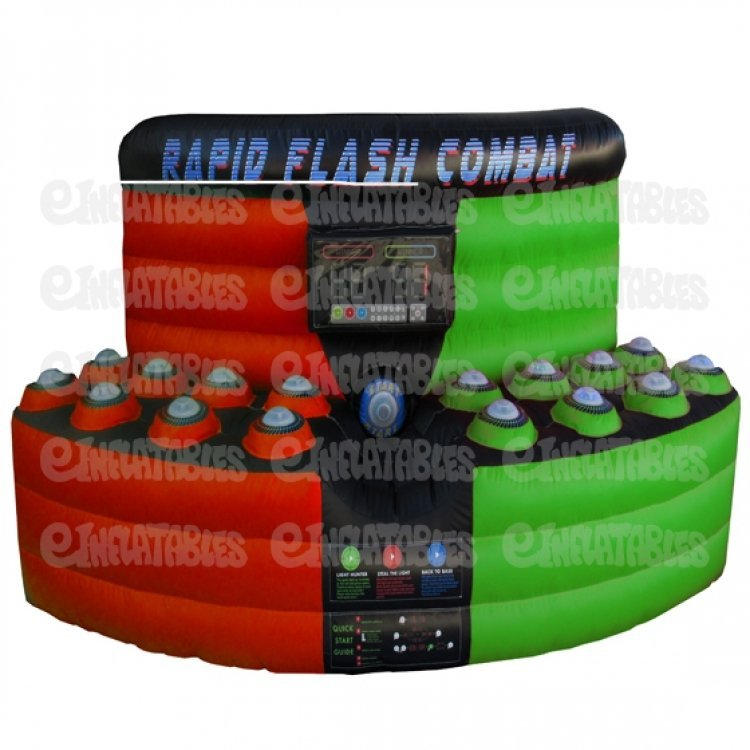Rapid Flash Combat