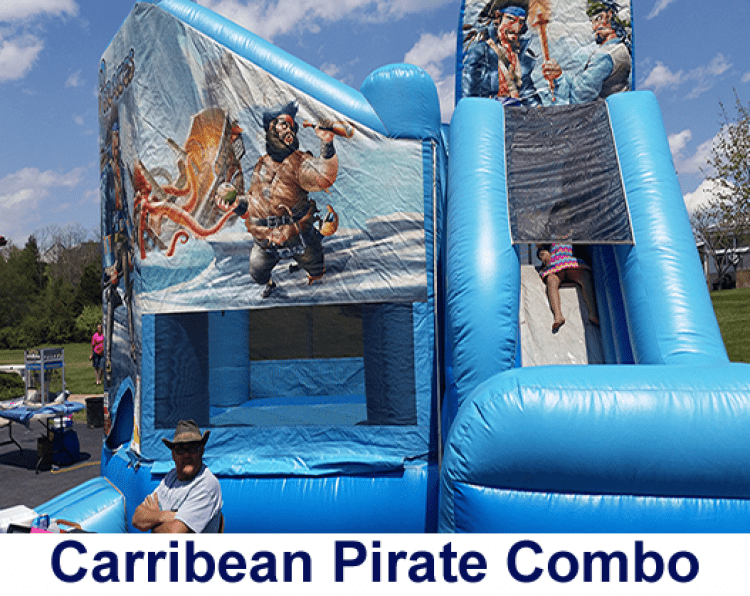 Caribbean Pirates Combo