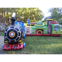 Thomas Train Station