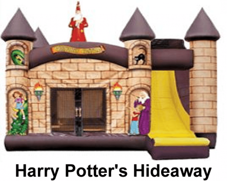 Harry Potter's 5 in 1 Wizard Castle
